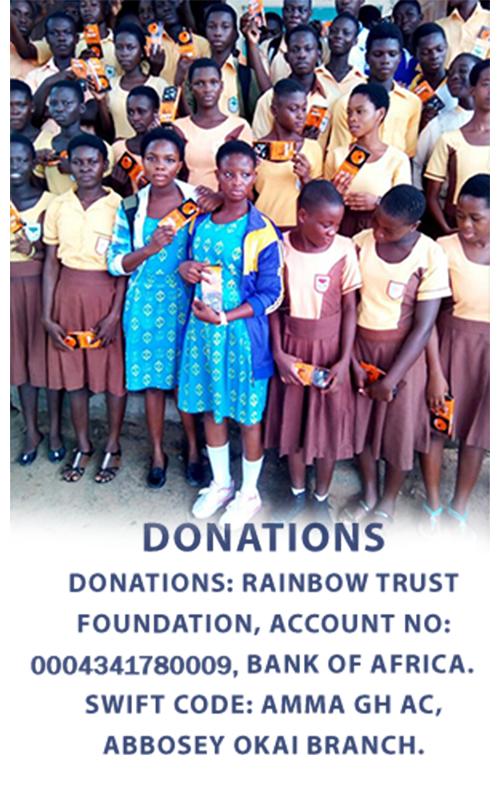 RTF donation